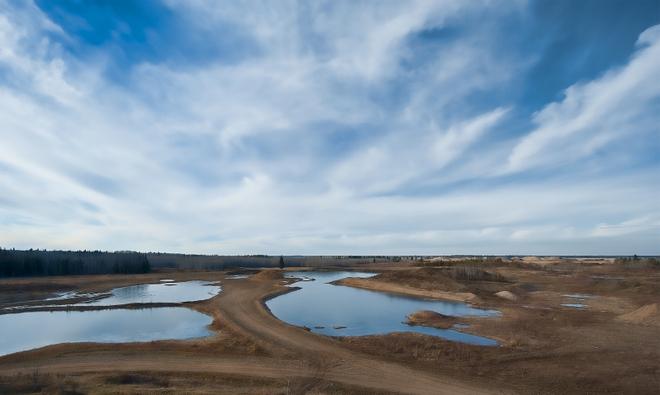 In The Clouds Prince Albert, Saskatchewan Canada