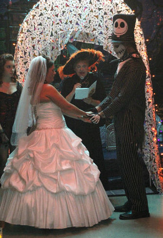 Halloween Wedding Sarnia, Ontario Canada