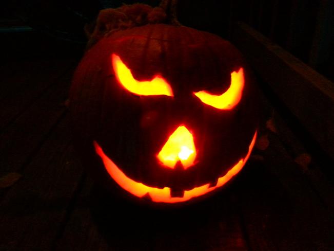 Happy Halloween Glovertown, Newfoundland and Labrador Canada
