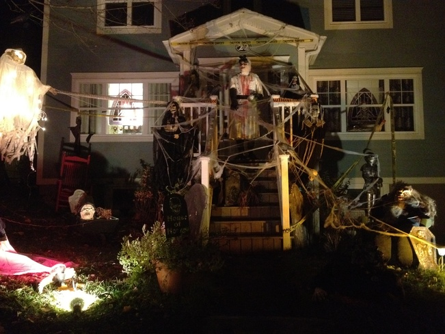 Halloween Corner Brook, Newfoundland and Labrador Canada