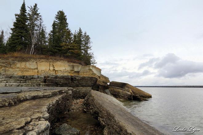 The Quarry Hecla, Manitoba Canada