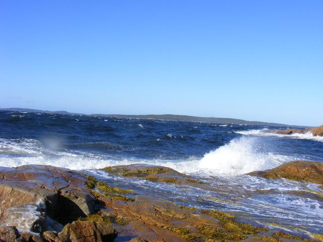 More Waves Birchy Bay, Newfoundland and Labrador Canada