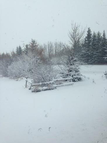 stormy sunday Turtleford, Saskatchewan Canada