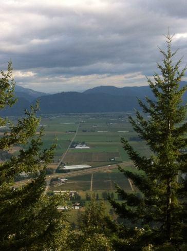 Hike in Abbotsford Abbotsford, British Columbia Canada