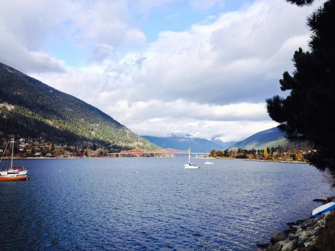 Kootenay River Nelson, British Columbia Canada