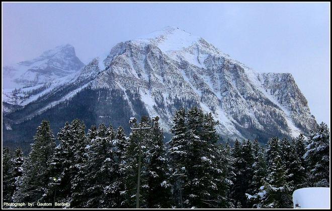 Amazing Rocky mountain Banff, Alberta Canada