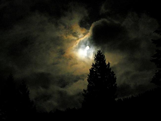Angelic Moon Terrace, British Columbia Canada