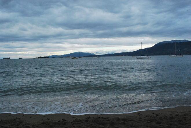 Beach Weather Vancouver, British Columbia Canada