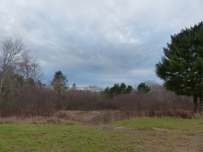Mild, but overcast Shelburne, Nova Scotia Canada