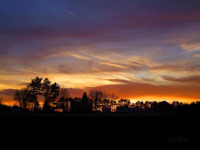 Norfolk Sunset Delhi, Ontario Canada