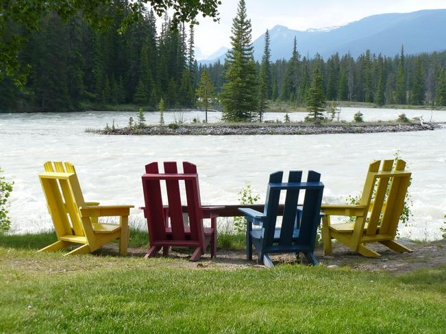 THE MORNING AFTER Jasper, Alberta Canada