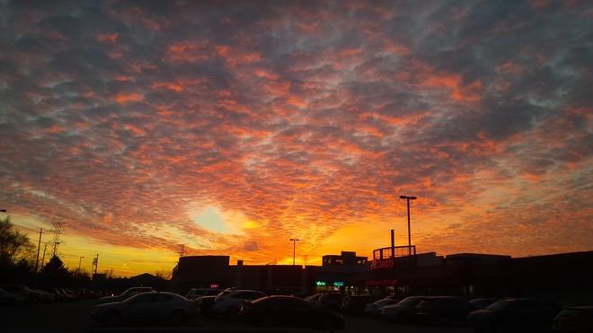 Sunset Burlington, Ontario Canada