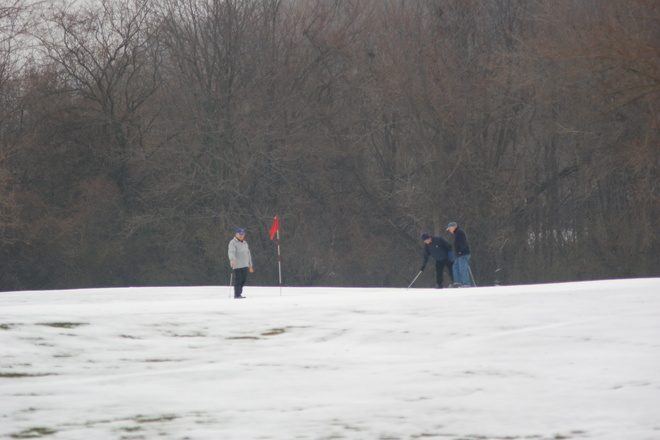 Winter Rules! St. Davids, Ontario Canada