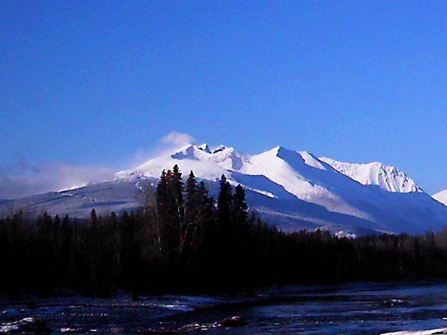Hudson Bay Mountain Telkwa, British Columbia Canada