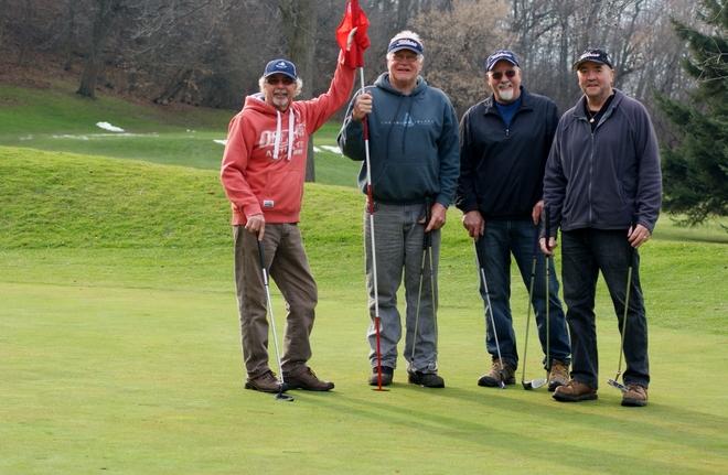 December Golf St. Davids, Ontario Canada