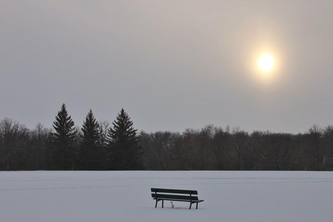 Windchill Park Winnipeg, Manitoba Canada