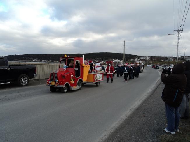 Santa Clause Parade