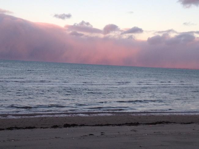 Colourful Clouds Bathurst, New Brunswick Canada