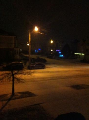 snow!! Halifax, Nova Scotia Canada