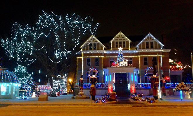Lights Aglow Moose Jaw, Saskatchewan Canada
