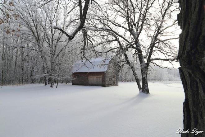 White Blanket Oakbank, Manitoba Canada