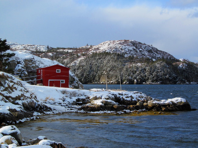 Elaine Strong Burin Bay, Newfoundland and Labrador Canada