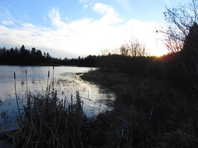 MacFarlane Lake Quispamsis, New Brunswick Canada