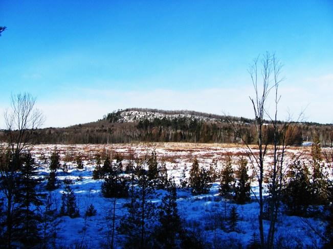 Beaver Mountain Elliot Lake, Ontario Canada