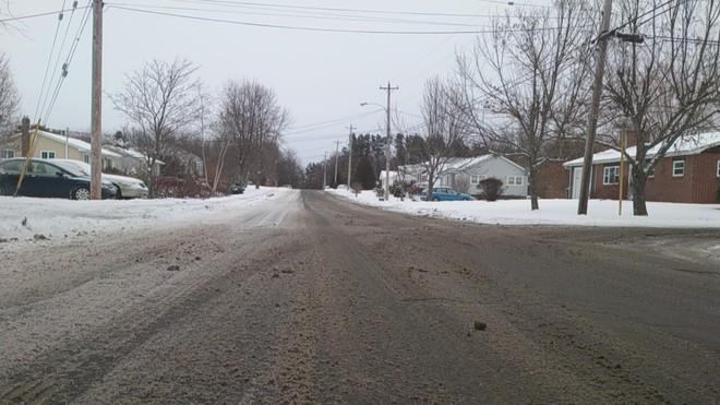 Wolfville Pleasant Street? Wolfville, Nova Scotia Canada