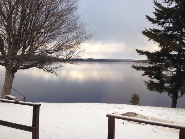 Winter has found us Saint John, New Brunswick Canada