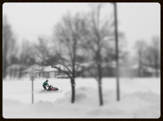 Great Day 4 Snowmobiling Orillia, Ontario Canada