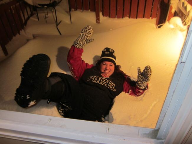 Snow Storm Marystown, Newfoundland and Labrador Canada