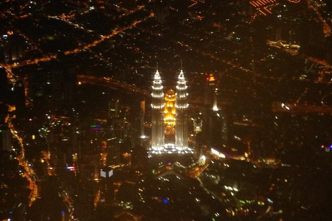 Petronas Tours, taking off from KUL Kuala Lumpur, Wilayah Persekutuan Kuala Lumpur Malaysia