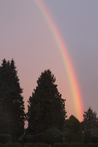 Rainbow Langley, British Columbia Canada