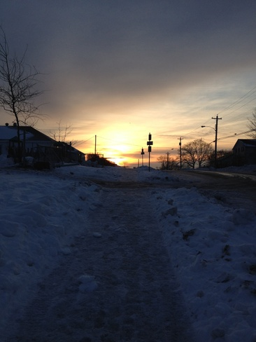 Sunrise Dartmouth, Nova Scotia Canada