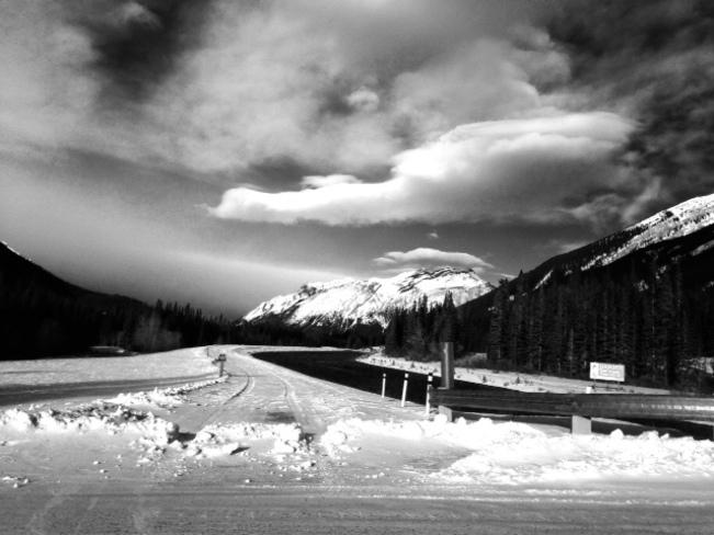 Serenity in Osprey Canmore, Alberta Canada