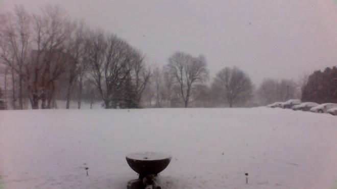 Let It Snow Chatham, Ontario Canada