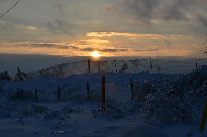 Sunset Rockwood, Ontario Canada