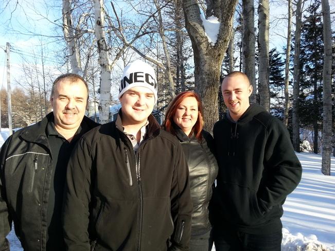 Dec 25 Glovertown, Newfoundland and Labrador Canada