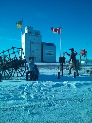 Chamberlien SK Chamberlain, Saskatchewan Canada