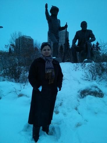 Revier Side Saskatoon, Saskatchewan Canada