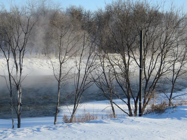 -40 Windchills Brandon, Manitoba Canada
