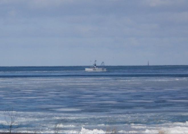 Still Fishing Sarnia, Ontario Canada