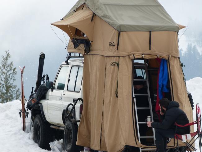 winter at ski hill revelstoke Revelstoke, British Columbia Canada