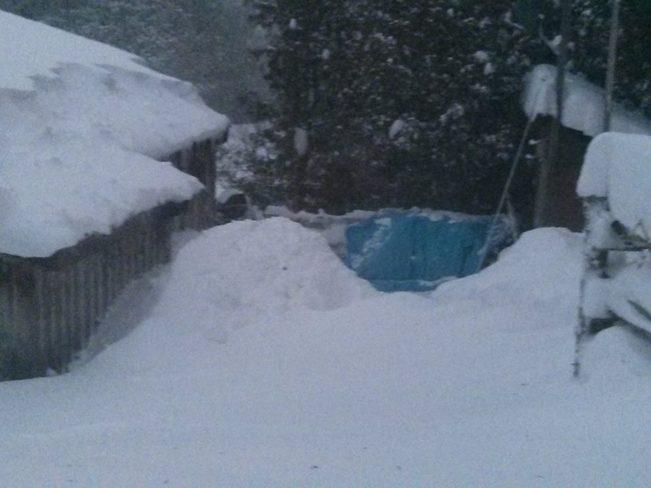 Blizzard '14 Markdale, Ontario Canada