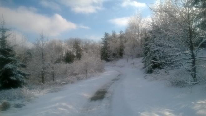 My winter 2013 Alliston, Ontario Canada