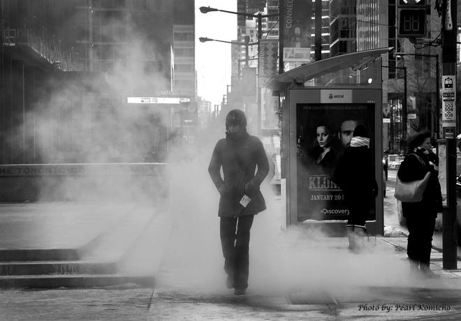 Cold Spell Toronto, Ontario Canada