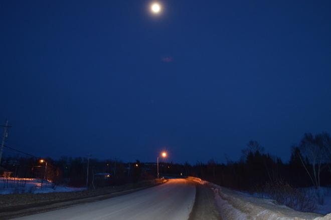 Jan 11 Glovertown, Newfoundland and Labrador Canada