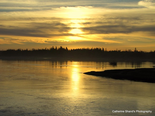 Gorgeous Day Lawrencetown, Nova Scotia Canada