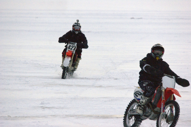 ICE MotoCross Burlington, Ontario Canada